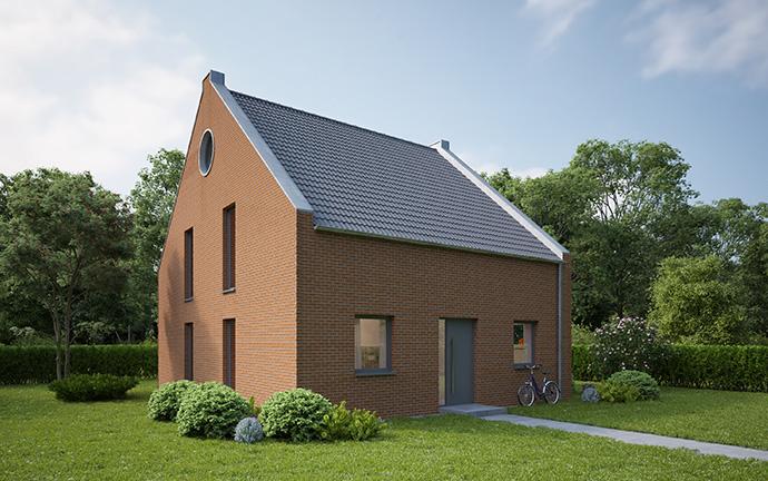 Favorit Vinylit - Fassaden in Klinkerstruktur ED49