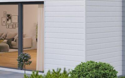 Fassadenverkleidung in Holzoptik: Mit Vinylit zu tollen Ideen