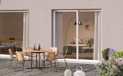 Fensterlaibung außen verkleiden – so sparen Sie Energie und schützen die Bausubstanz