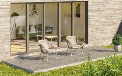 Nachhaltiges Bauen mit einer Fassadenverkleidung aus Kunststoff